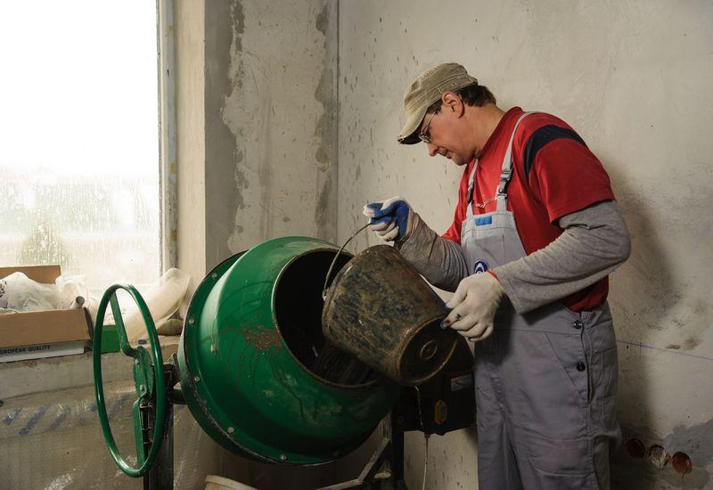L 39 ajout d 39 eau dans le b ton - Difference ciment mortier ...