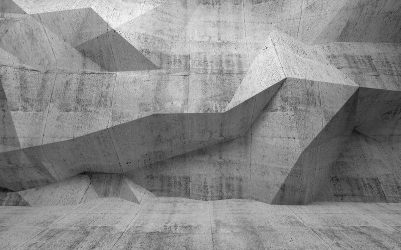 Les qualit s du b ton - Mur en beton banche ...