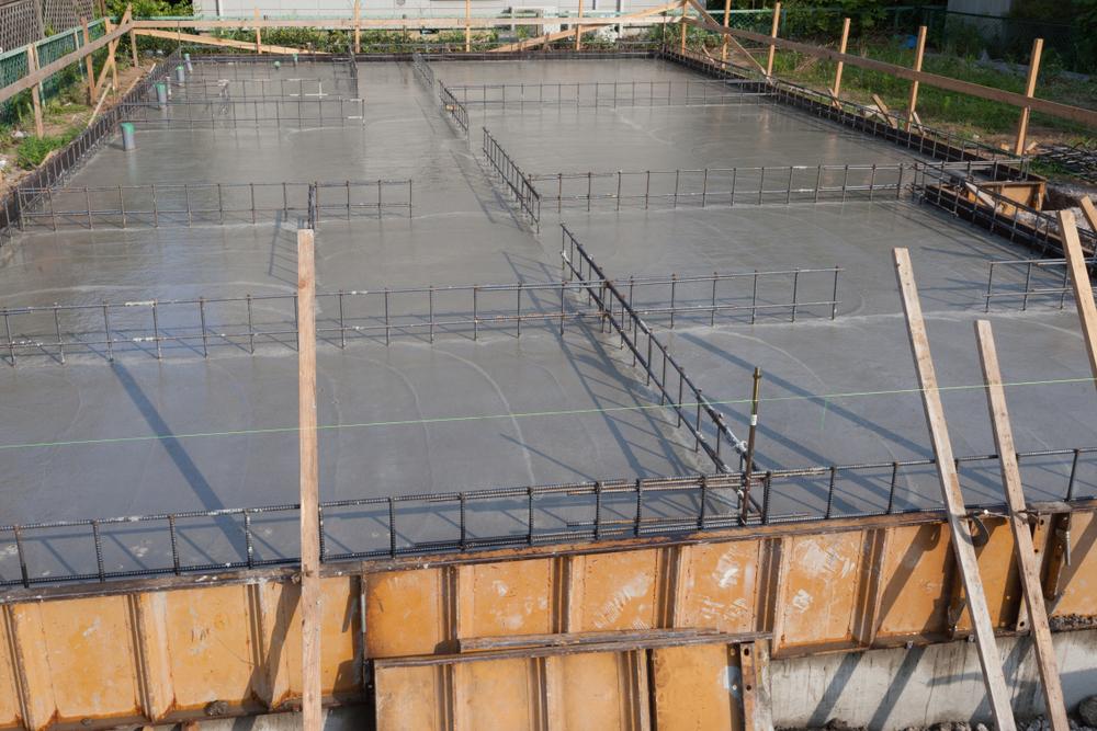 Chape ciment sechage